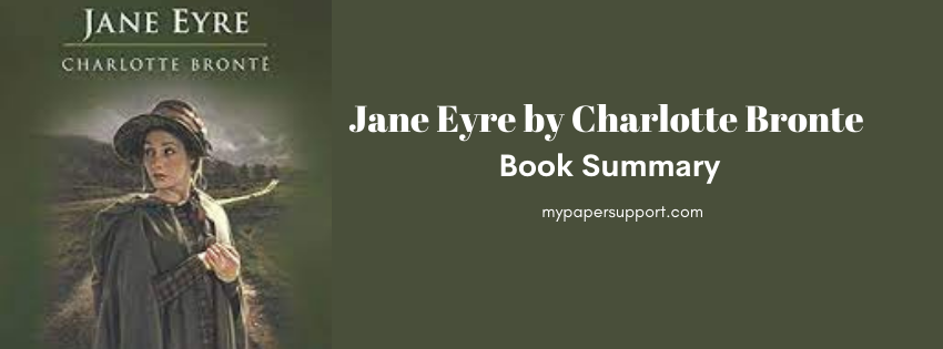 Jane Eyre Summary   Charlotte Brontë