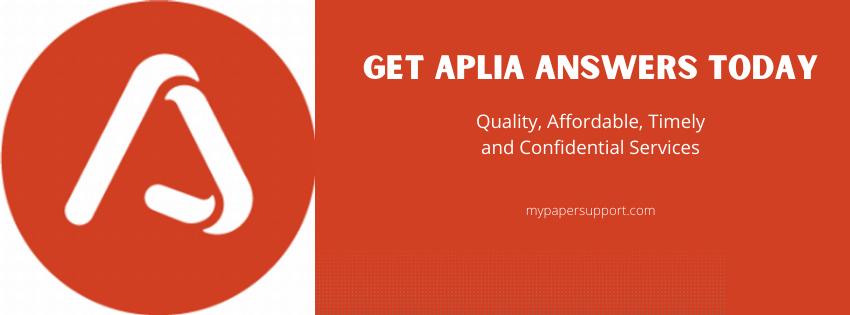 Aplia Answers - Get Aplia Answers